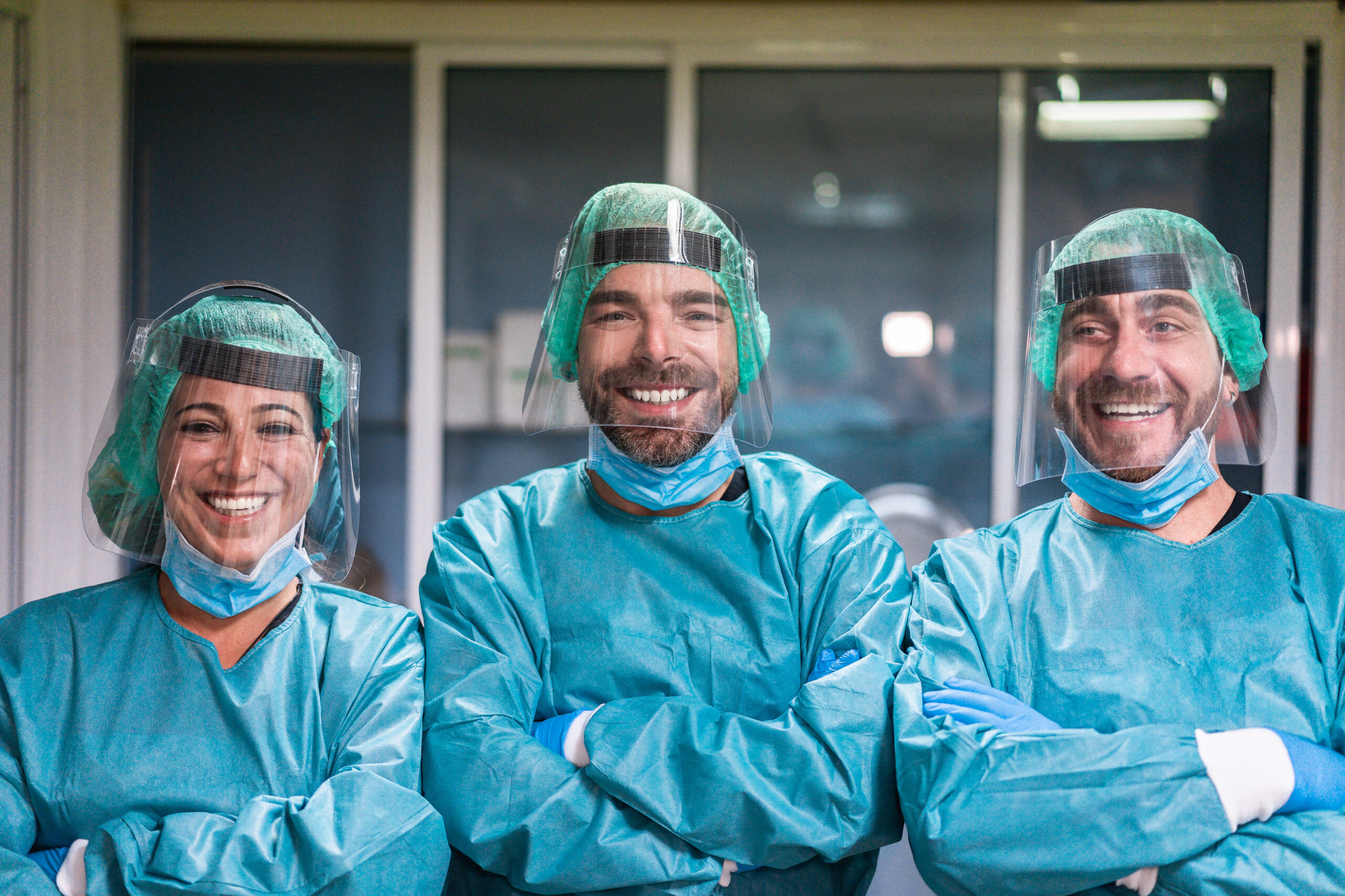 Surgical Staff Safety
